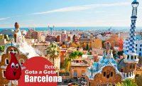 El reto gota a gota en Barcelona