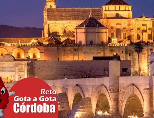 Reto Gota a Gota en Córdoba, 11 mayo 2017