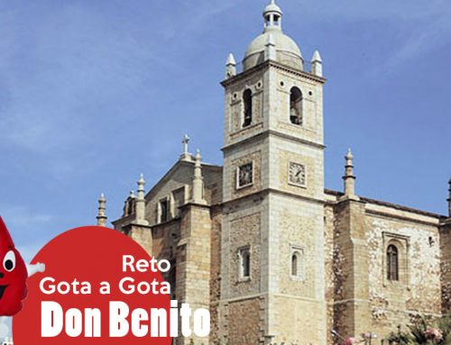 El Reto Gota a Gota, Don Benito (Badajoz), 8 de marzo del 2018