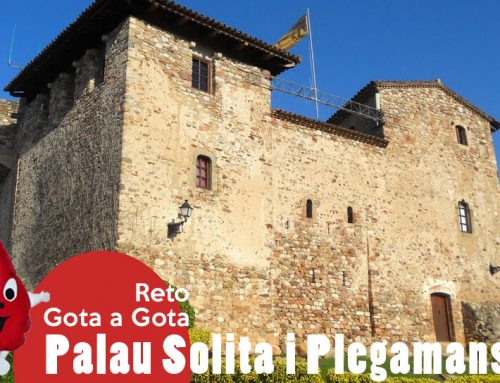 Reto Gota A Gota, Palau Solita y Plegamans16 diciembre 2017