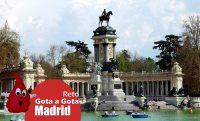 El reto gota a gota en Madrid
