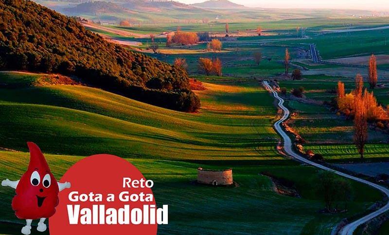 El reto gota a gota en Valladolid